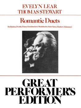 Romantic Duets (Vocal Duets) (HL-50504300)