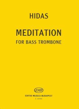 Meditation for Bass Trombone Solo (HL-50510311)