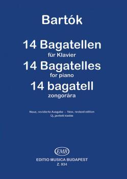 14 Bagatelles, Op. 6 (HL-50511464)