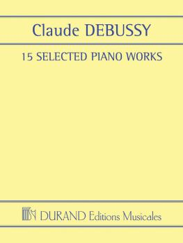 15 Selected Piano Works (HL-50565693)
