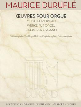 Music for Organ [Oeuvres pour Orgue) (The Original Edition) (HL-50565778)