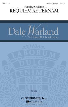 Requiem Aeternam: Dale Warland Choral Series (HL-50600075)