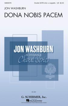 Dona Nobis Pacem: Jon Washburn Choral Series (HL-50600078)