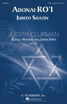 Adonai Ro'i: Judith Clurman Choral Series (HL-50600259)