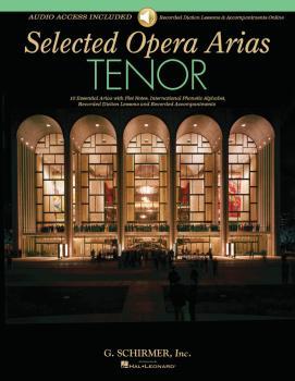 Selected Opera Arias (Tenor Edition) (HL-50600347)