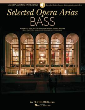Selected Opera Arias (Bass Edition) (HL-50600349)