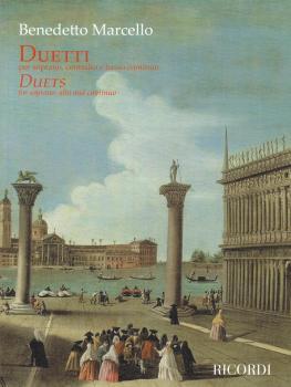 Duets for Soprano, Alto and Continuo (HL-50600506)