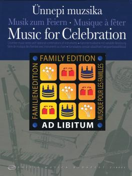 Music for Celebration: Chamber Music with Optional Combinations of Ins (HL-50600647)