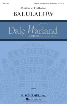 Balulalow: Dale Warland Choral Series (HL-50600681)