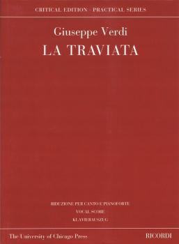 La Traviata: Critical Edition Practical Series Vocal Score (HL-50600726)