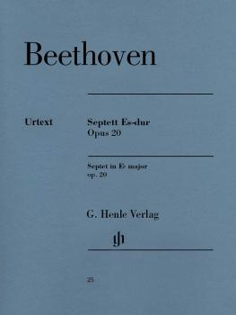 Septet in E-flat Major, Op. 20: Clarinet, Bassoon, Horn, Violin, Viola (HL-51480025)