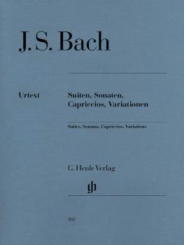 Suites, Sonatas, Capriccios, Variations (Piano Solo) (HL-51480262)