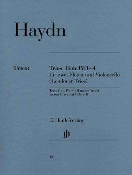 London Trios Hob.IV:1-4 (HL-51480454)