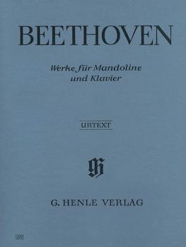 Works for Mandolin and Piano (Mandolin and Piano) (HL-51480499)
