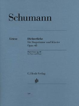 Dichterliebe for Voice and Piano, Op. 48 (HL-51480549)