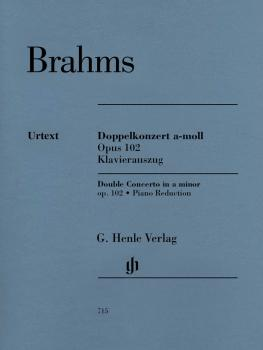 Double Concerto in A Minor, Op. 102 (Piano Trio) (HL-51480715)