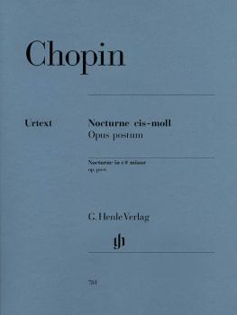 Nocturne in C Sharp minor Op. Posth. (Piano Solo) (HL-51480781)
