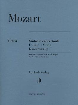 Sinfonia Concertante Eb Major K.364 (Piano Trio) (HL-51480798)