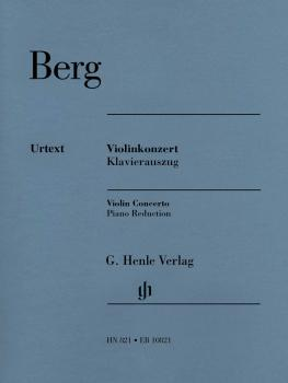 Concerto for Violin and Orchestra: Violin and Piano Reduction With Mar (HL-51480821)