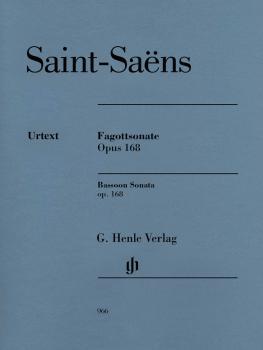 Bassoon Sonata, Op. 168 (HL-51480966)