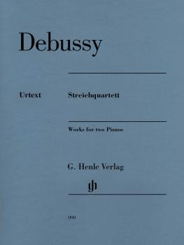Claude Debussy - String Quartet (HL-51480999)