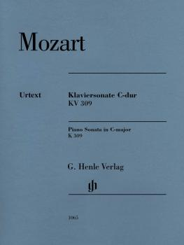 Wolfgang Amadeus Mozart - Piano Sonata in C Major, K. 309 (284b) (HL-51481065)