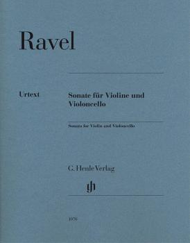 Sonata for Violin and Violoncello (HL-51481070)