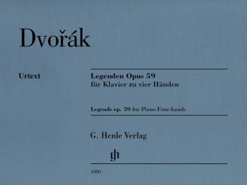 Legends Op. 59 (1 Piano, 4 Hands) (HL-51481080)