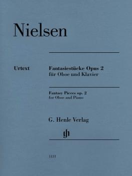 Fantasy Pieces Op. 2 (Oboe and Piano) (HL-51481131)