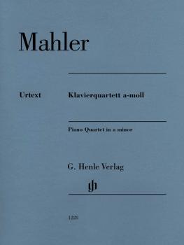 Piano Quartet in A minor (HL-51481228)