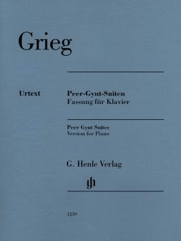Peer Gynt Suites (Piano Solo) (HL-51481239)