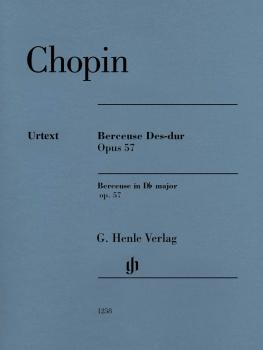 Berceuse in D-flat Major, Op. 57 (Revised Edition) (HL-51481258)