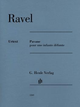 Pavane pour une infante défunte (Piano Solo) (HL-51481260)
