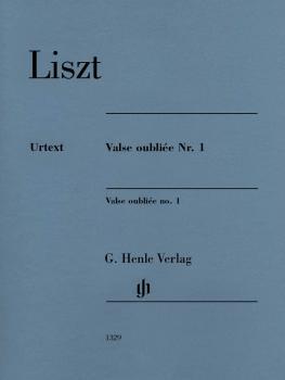Valse Oubliée No. 1 (Piano Solo) (HL-51481329)