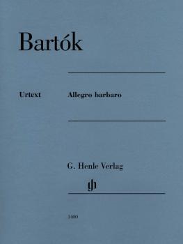 Allegro Barbaro (Piano Solo) (HL-51481400)