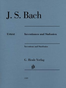 Inventions and Sinfonias (Revised Edition without Fingering - Piano So (HL-51481589)