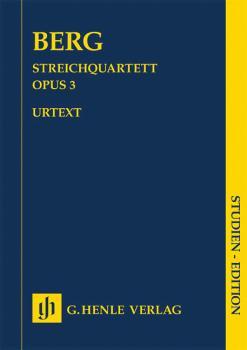 String Quartet No. 3 (Study Score) (HL-51487000)