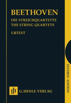 The String Quartets Complete: 7 Volumes of Study Scores in a Slipcase (HL-51489745)