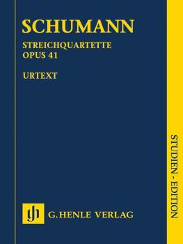 String Quartets Op. 41 (HL-51489873)