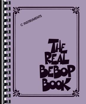 The Real Bebop Book (C Edition) (HL-00154230)