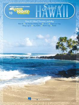 Songs of Hawaii (E-Z Play Today #10) (HL-00198012)