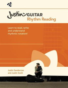 Justin Guitar - Rhythm Reading for Guitarists (HL-14048332)