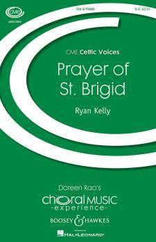 Prayer of St. Brigid (CME Celtic Voices) (HL-48023909)
