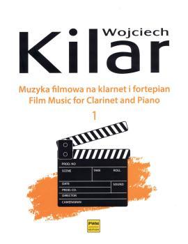 Film Music for Clarinet and Piano - Volume 1: Muzyka filmowa na klarne (HL-00215241)