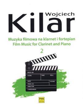 Film Music for Clarinet and Piano - Volume 2: Muzyka filmowa na klarne (HL-00215242)