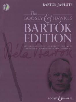 Bartók for Flute: The Boosey & Hawkes Bartók Edition (HL-48023784)