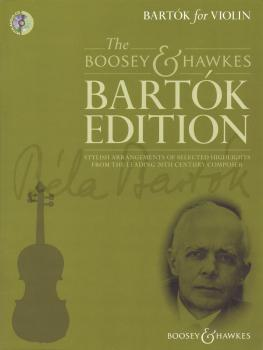 Bartók for Violin: The Boosey & Hawkes Bartók Edition (HL-48023787)
