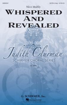 Whispered and Revealed: Judith Clurman Choral Series (HL-50600241)