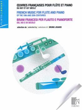 French Music for Flute and Piano of the 19th and 20th Centuries (HL-50565855)
