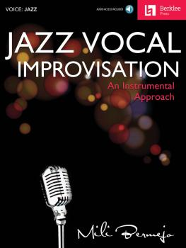 Jazz Vocal Improvisation: An Instrumental Approach (HL-00159290)